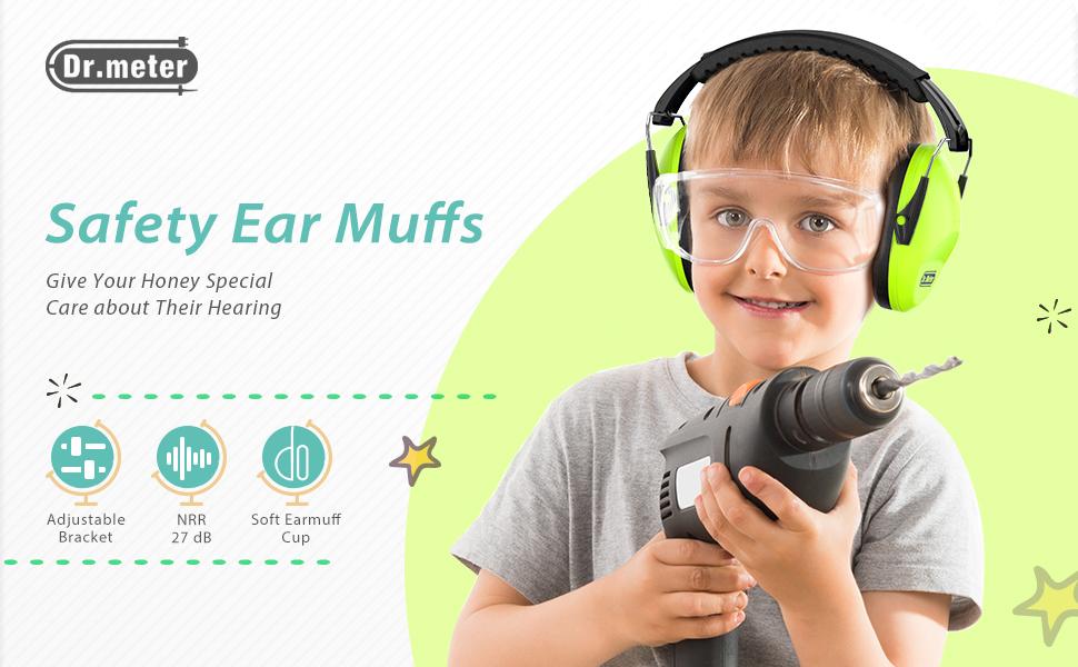 kids protective earmuffs