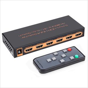 4k 60hz hdmi 2.0 switch hdr hdcp 2.2