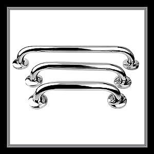 GARBNOIRE Stainless Steel Grab Bar for Bathroom & Bathtub Wall Mounted Safety Hand Support Rail