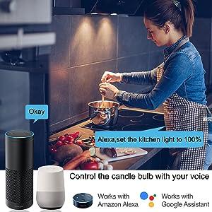 Smart Bluetooth Mesh Light Bulb