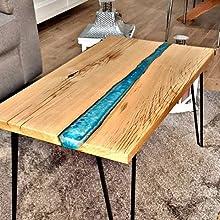 resina epossidica tavoli legno