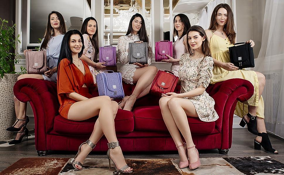 toiletry bag travel hanging for women bags toiletries case hygiene kit traveling cosmetic makeup men