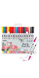 36 Colors Dual Tip Art Marker