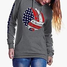 gimmedat usa volleyball hoodie sweatshirt women girls fan player gift team coach