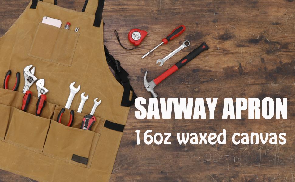 savway shop apron