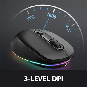 Seenda Rechargeable Bluetooth Mouse