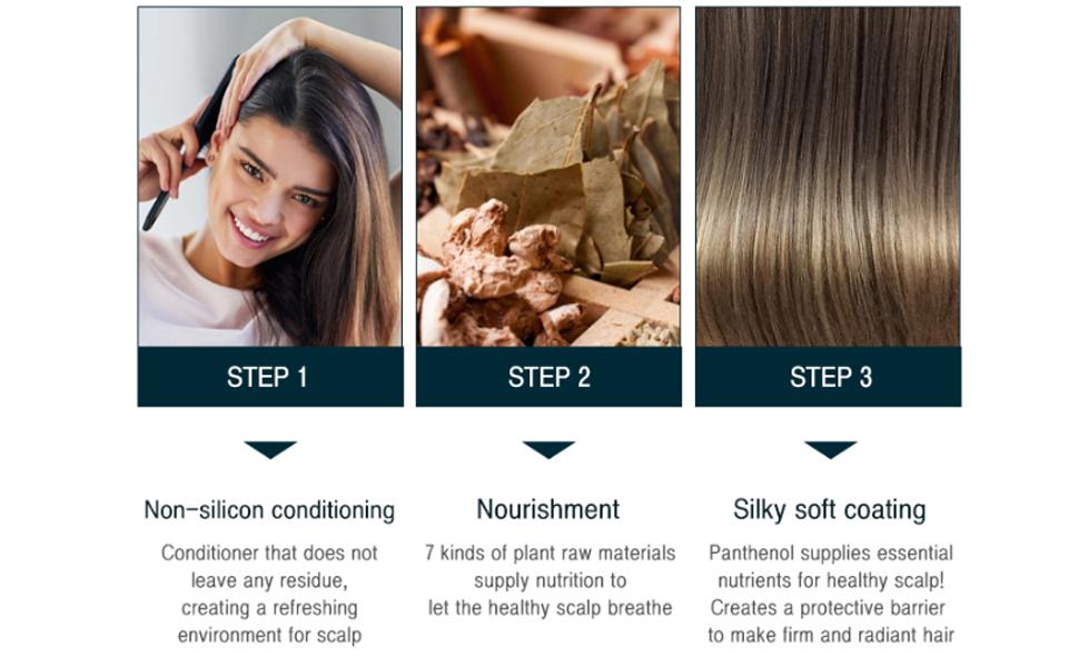 village 11 factory anti hair loss treatment natural hair treatment korean hair treatment hair loss