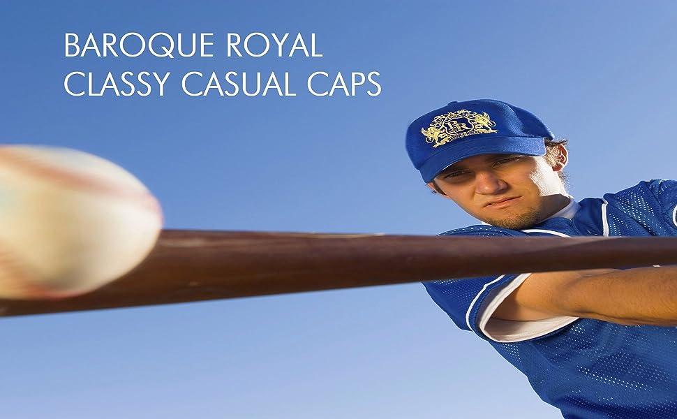 BAROQUE ROYAL CLASSY SPORTS CAP
