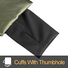 Windproof Sleeve