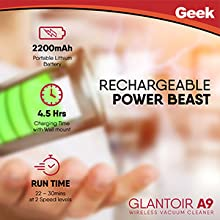 Rechargeable Power Beast