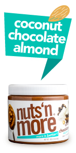 Nuts N More - Coconut Chocolate Almond