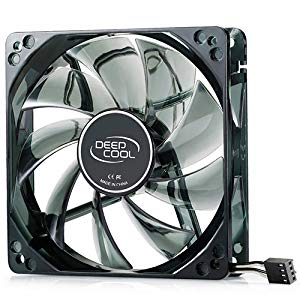 DEEPCOOL GAMMAXX 400 Blue CPUエアークーラー AMD/Intel優れた放熱性能と素晴らしい青いLED照明効果