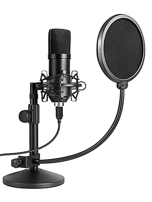 pop filter for blue yeti