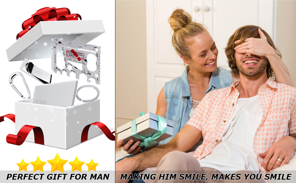stocking stuffers christmas gifts for men who have everything credit card tool cool gadgets for men