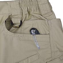 slash pocket