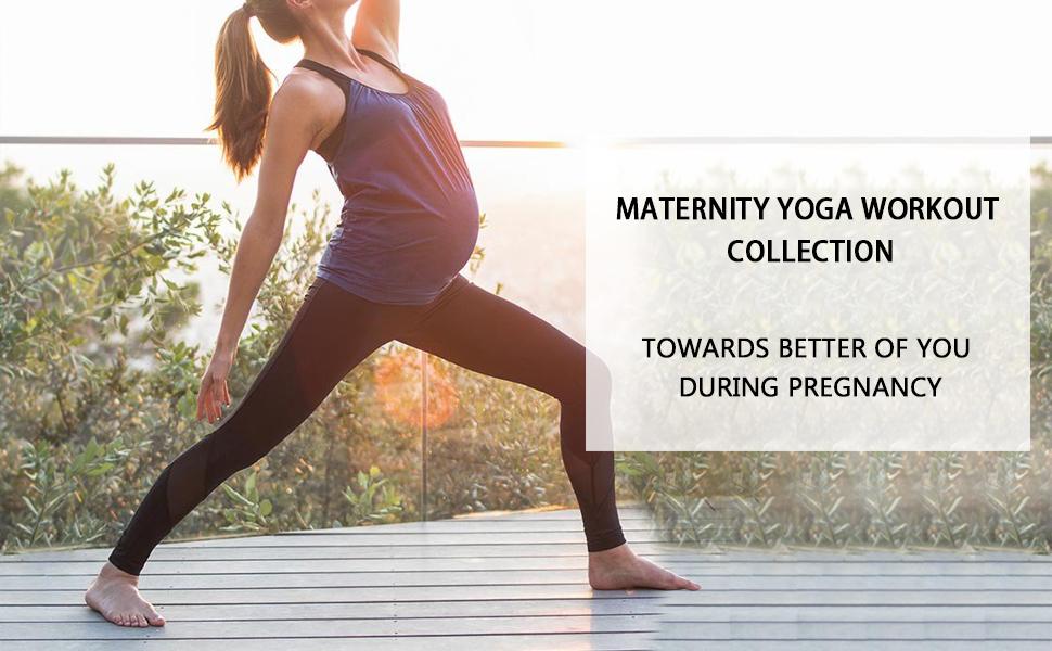 maternity clothes yoga maternity wear high waist yoga pants lounge clothes women running pants