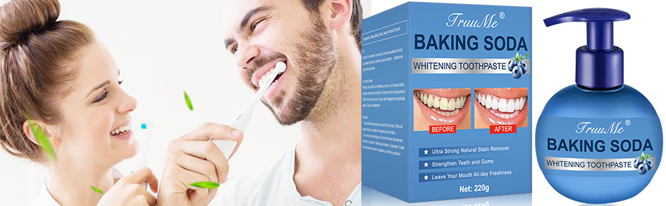 Stain Remover Toothpaste
