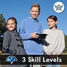 3 Skill Levels Flying Drone