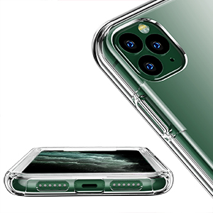 iphone 11 pro max case clear