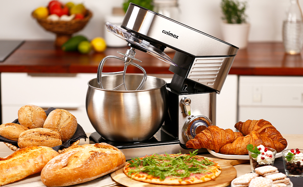 cusimax stainless steel mixer