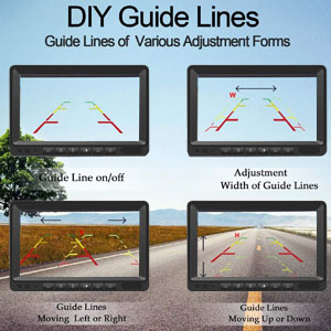 DIY guide lines