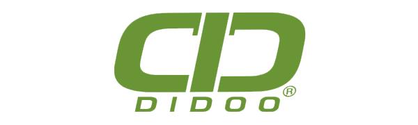 didoo sports running cycling logo gilet