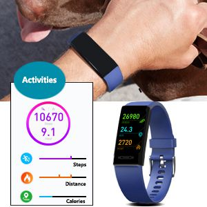 Daily Activity Tracking