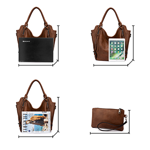 woman bags with wallet