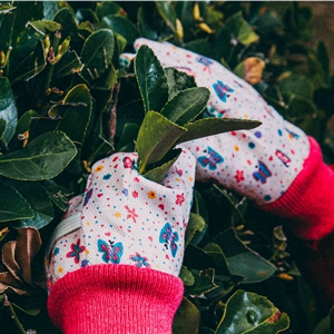 Comfortable Work Gloves for Toddlers