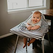 High Chair Cover for babies