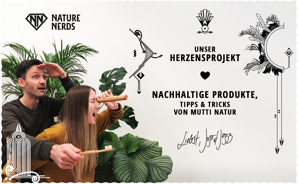 Nature Nerds - Jojo und Jezz
