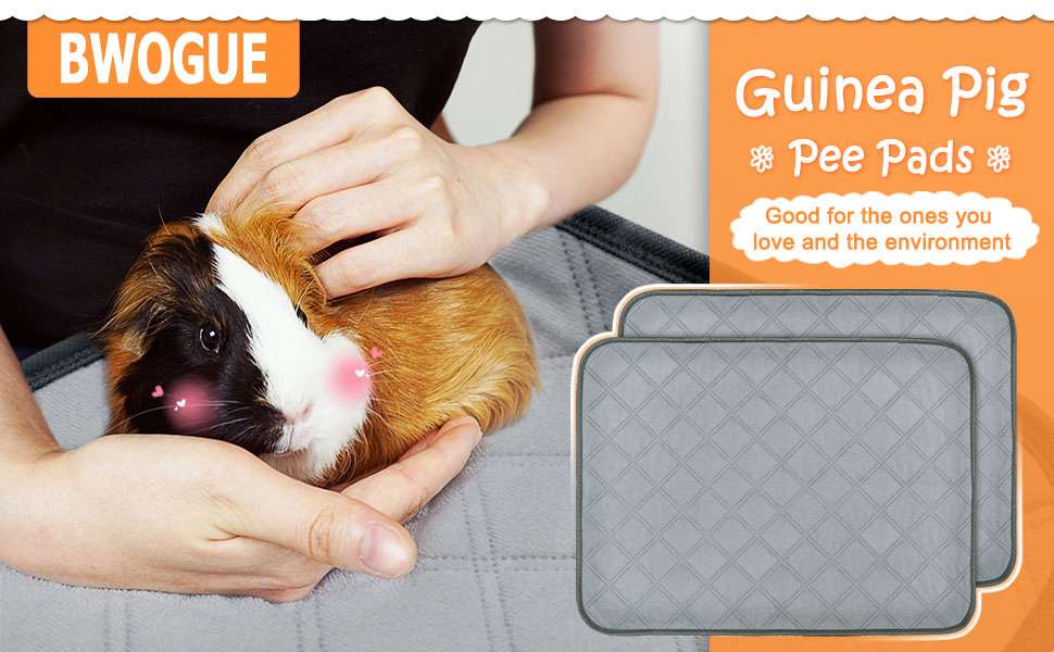 Custom Size Hedgehog Guinea Pig Small pet With Drip and Pee Pads Rat Cage Liner Set