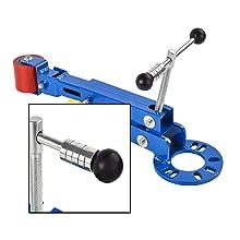 Professional grade fender roller tool