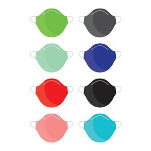 hyjiva face mask colours
