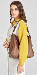 Tote Handbags 3pcs Set