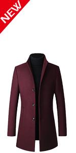 business coat men