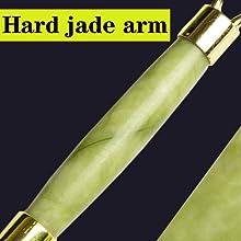 jade roller gua sha ice roller natural 100% real