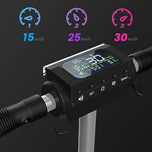 Scooter électrique pliable KUGOO S1 Pro