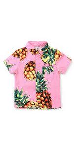 pineapple hawaiian shirt