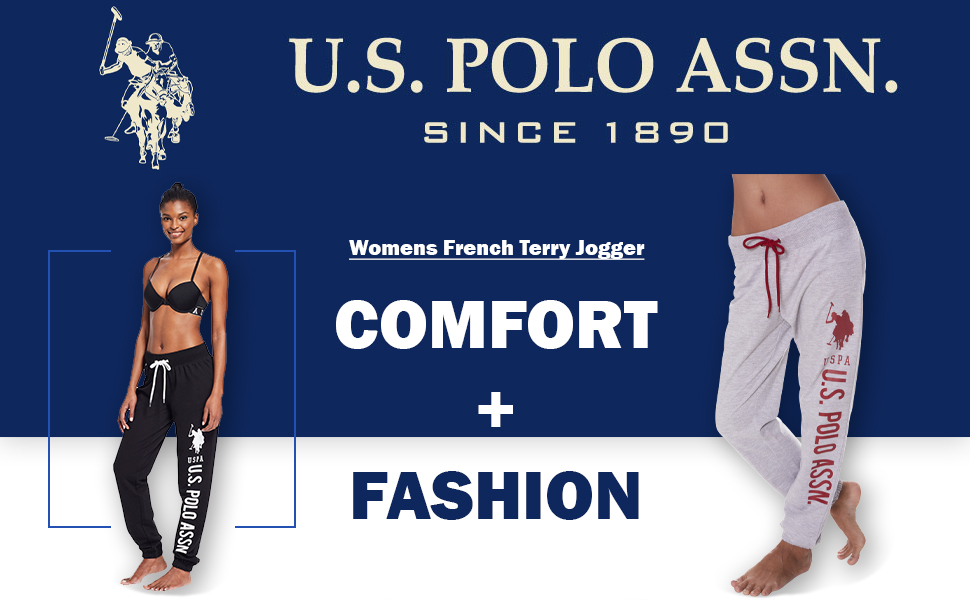 us polo pajama jogger women girl fashion printed pajama pijama pants