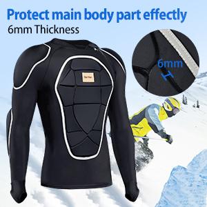protective riding jacket