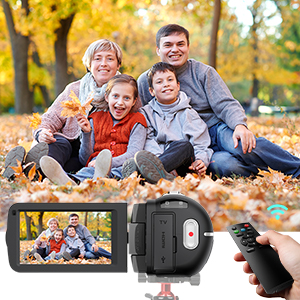 1080P video camera