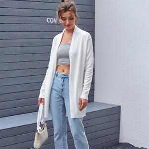 white cardigan for women