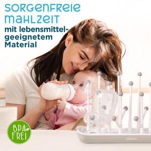 Trockenständer Babyflaschen
