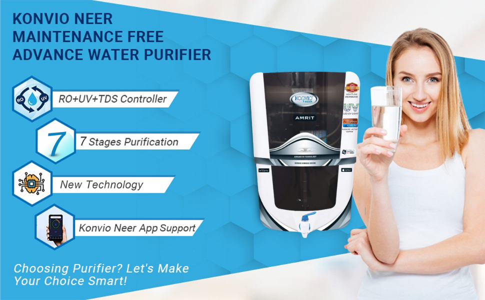 Adjuster Water Purifier