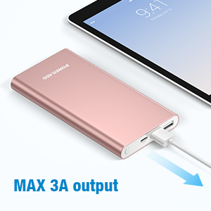 max output power bank