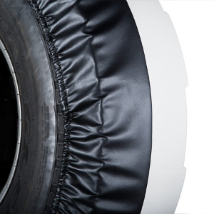 Black High 5 Ace Select Tire Cover Spare Wheel Cover Tyre Cover for Car