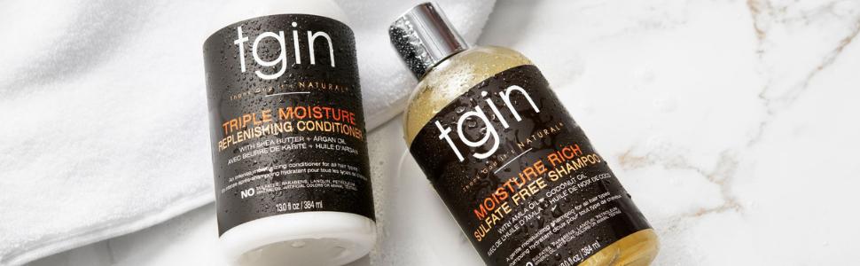 tgin, natural, hair products