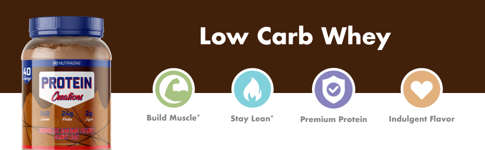 Low Carb Whey