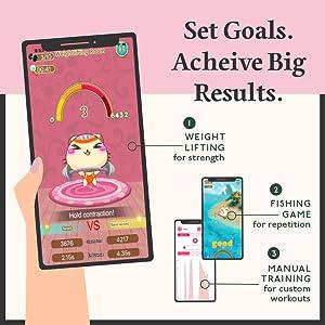 Set Goals. Achieve Big Results.